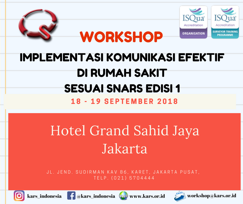 Workshop Implementasi Komunikasi Efektif