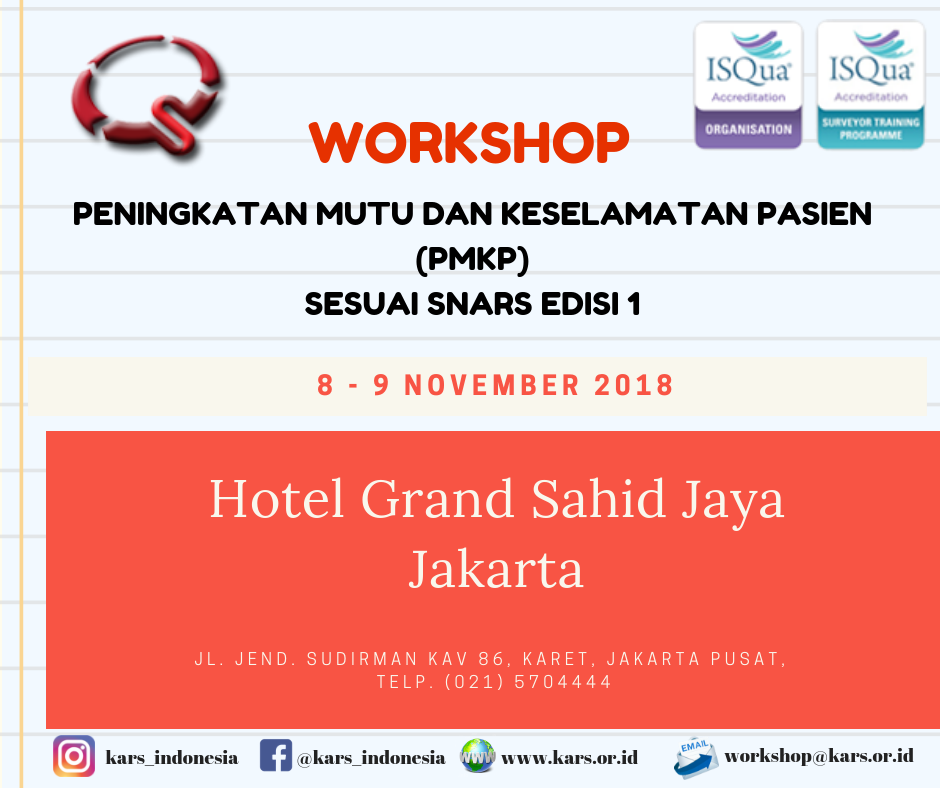 Workshop PMKP