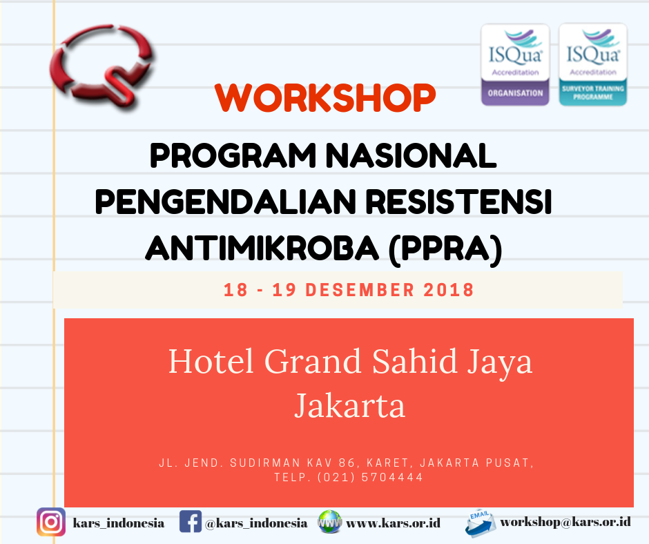 Workshop Program Nasional PPRA